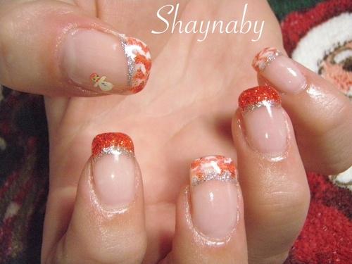 Un Nail Art festif!