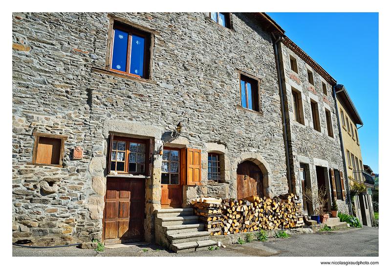 Entre Rive de Gier et Givors en Rhône Alpes