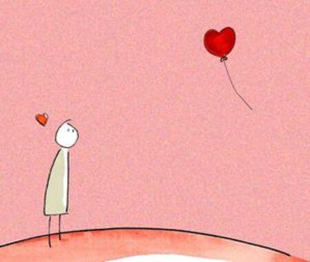 St Valentin en solitaire