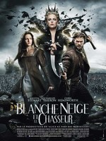 Blanche-Neige et le chasseur affiche