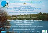 • Le calendrier 2019 des sorties à l'étang du Follet