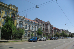 OSIJEK - AVENUE DE L'EUROPE