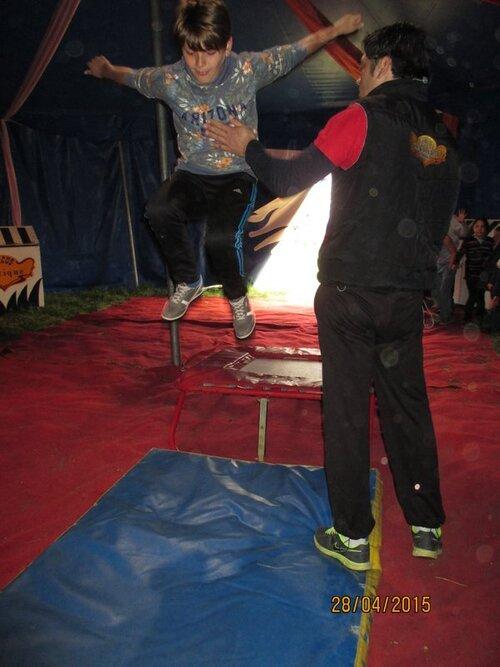 Projet Cirque : la suite en images...
