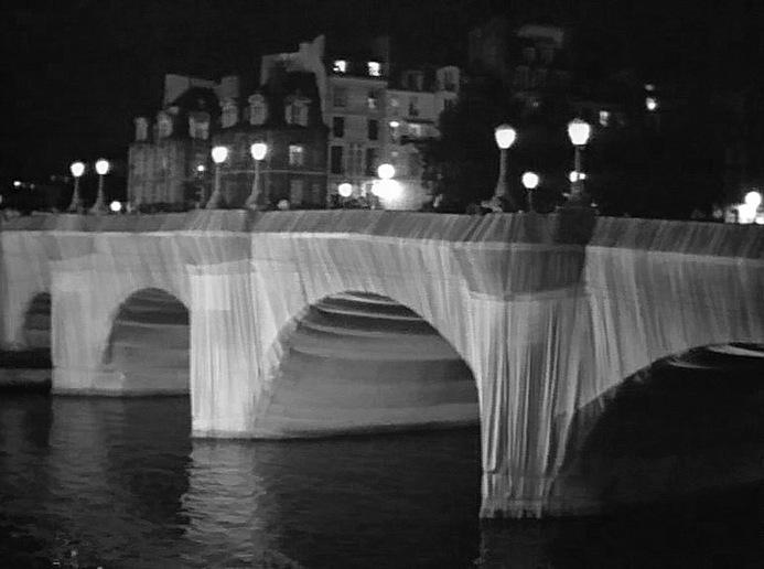Pourquoi les Christo avaient-il choisi le Pont-Neuf ?