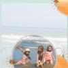 FRAN un jour à la mer - LeaUgoscrap - Mathildescrap