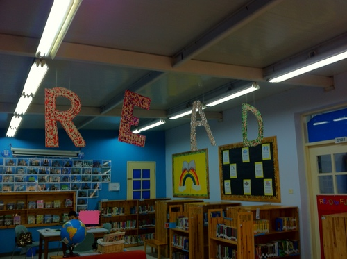 Family Day at the Rainbow Bridge International School !