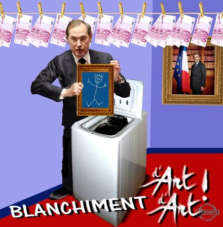 Guéant blanchiment