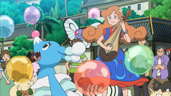 Pokémon Sun & Moon épisode 40 en RAW en Streaming