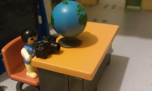 scène de crime playmobil ...!