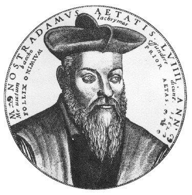 Nostradamus - Paranormal