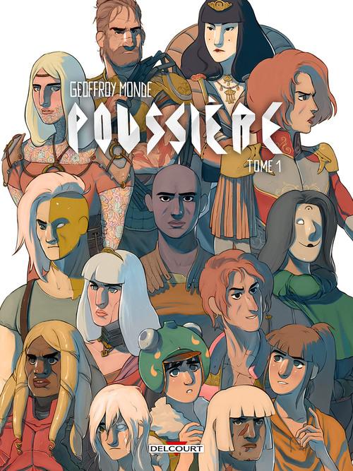 Poussière - Tome 01 - Monde