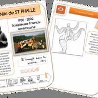 projet niki de saint phalle maternelle