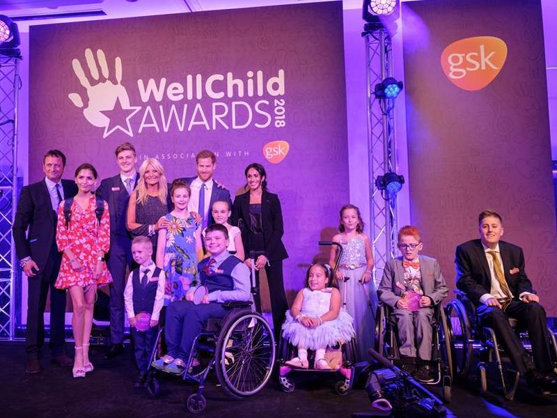 2018 WellChild Awards