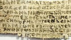 Le Papyrus de Marie