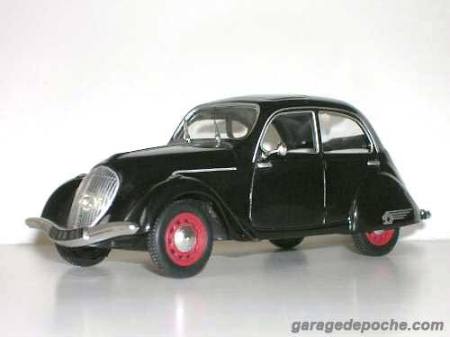Peugeot 202 berline 1946