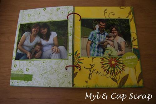 Mylène - Un WE en famille