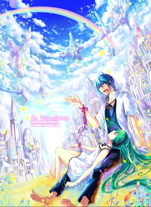 Paysages de manga