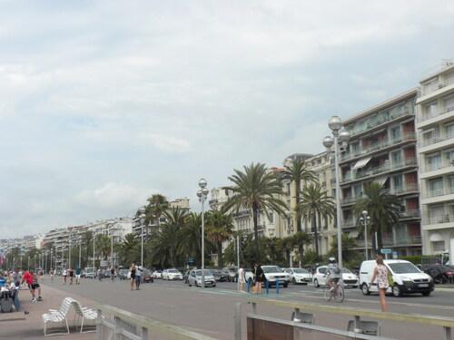 J'étais à Nice...