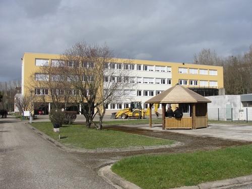 Le Lycée Désiré Nisard de Châtillon sur Seine