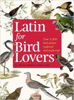 Livre - Latin for bird lovers
