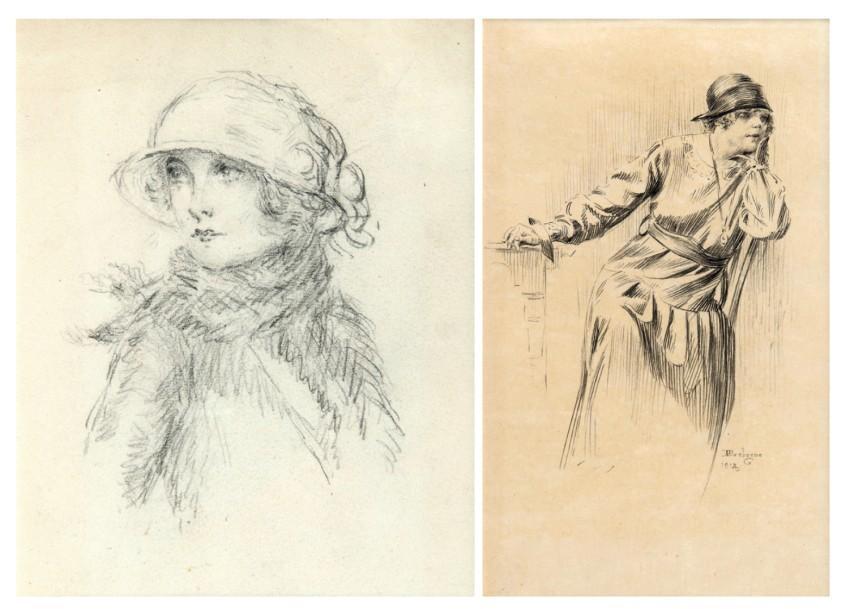 """Résultat de recherche d'images pour """"image dessin en noir et blanc XXème siècle"""""""