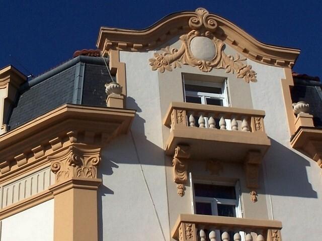 Les frontons de Metz 46 Marc de Metz 2012