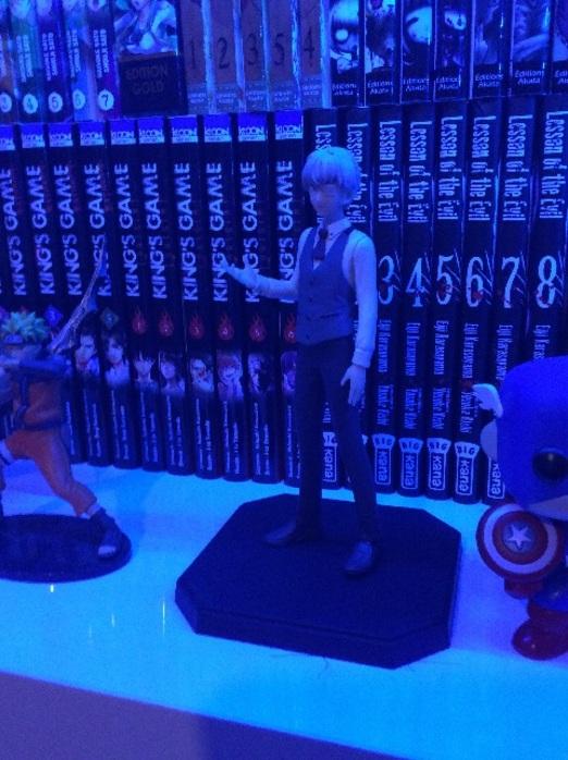 """Unboxing Ken Kaneki """" Tokyo Ghoul """" !"""