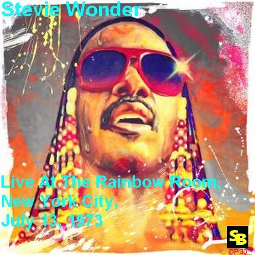 "Stevie Wonder : CD "" Live At The Rainbow Room, New York City, July 13, 1973 "" SB Records DP 30 [ FR ]"