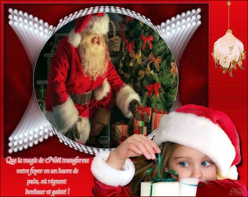 Jour 6 Il était une fois Noël de Caroline
