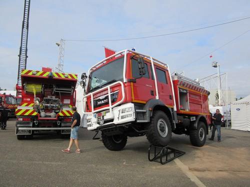 Congrès des pompiers