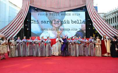Carnaval de Venise + cartonnettes !