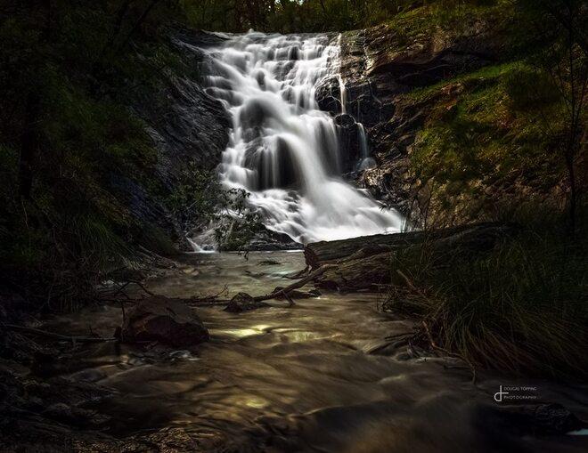 beedleup falls nature photography