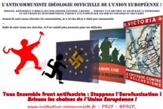 L'anticommunisme de l'UE ne passera pas (IC.fr