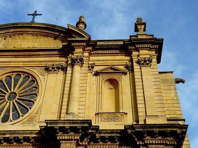 Metz l'église Saint-Clément 2 Marc de Metz 01 11 2012