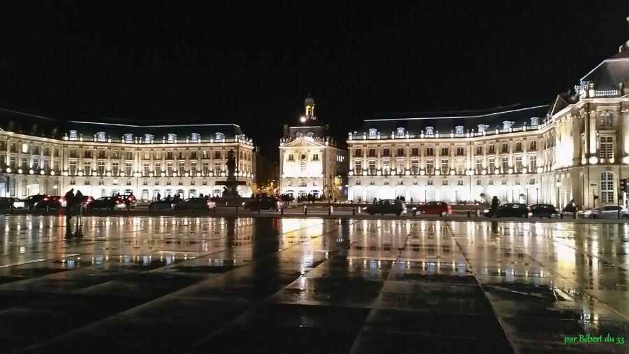 Bordeaux pendant les fêtes