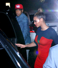 Beyonce & Jay-Z au SoHo Beach Club Couple