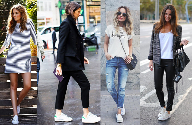 chaussures élégantes vente chaude pas cher nouveau style de LA BASKET BLANCHE, LE NOUVEL ESCARPIN ? - suncaty