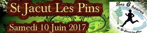 Les 6 heures de Saint Jacut les Pins - Samedi 10 juin 2017