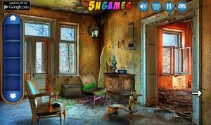 Jouer à Can you escape abandoned house ?
