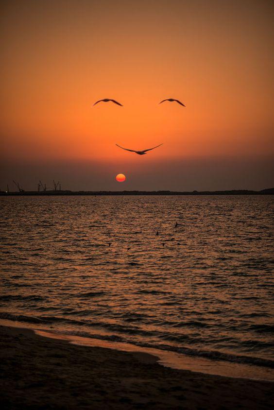 Un sourire à Dubaï