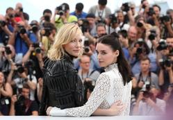 Carol : Photo promotionnelle Cate Blanchett, Rooney Mara