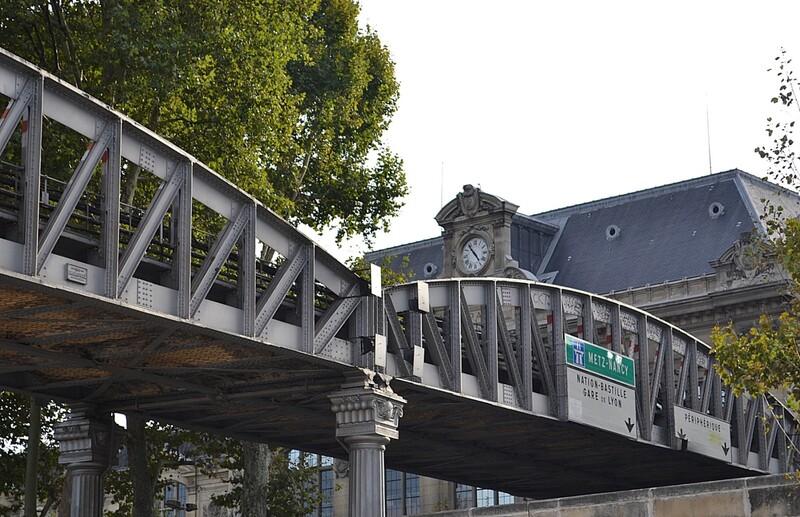 Le Viaduc d'Austerlitz