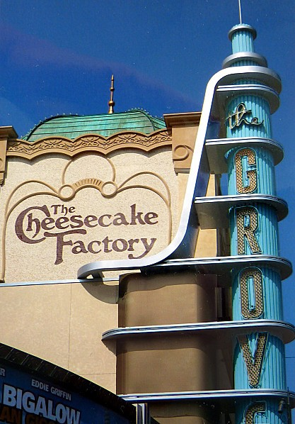 Los Angeles Cheesecake Factory