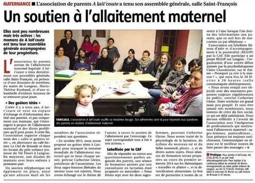 La Montagne - 14/02/2014