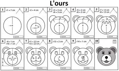 4.Géométrie : L'ours