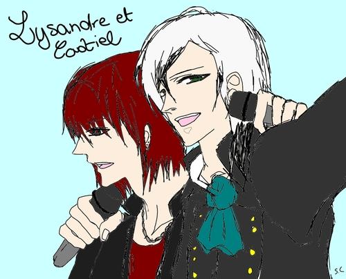 /!\ YAOI /!\   Lysandre x Castiel