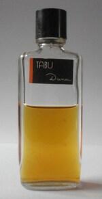 TABU LOTION