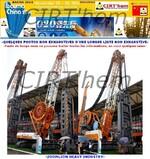 ZOOMLION HEAVY INDUSTRY: BAUMA CHINE 2014.
