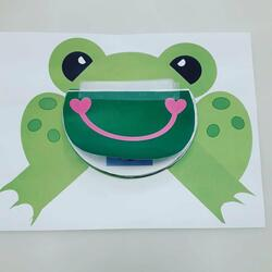 Lapbook grenouille