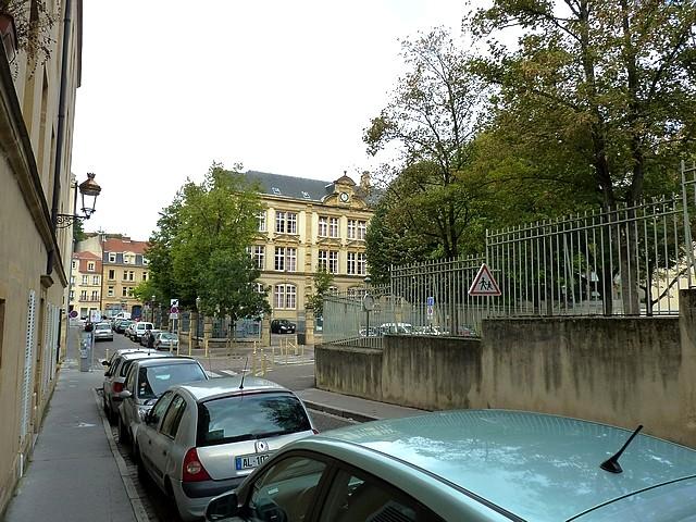 L'école Saint-Eucaire à Metz 2 Marc de Metz 2012